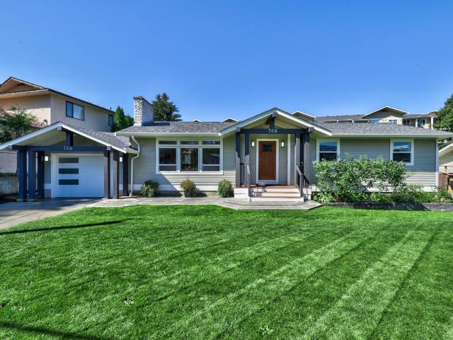 760 RIDGEVIEW TERRACE, Kamloops, 4 bed, 3 bath, at $650,000