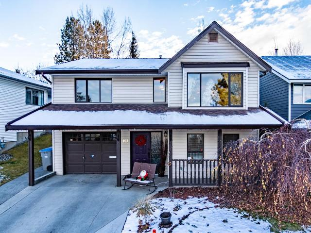 163 ROBSON DRIVE, Kamloops, 4 bed, 2 bath, at $484,900