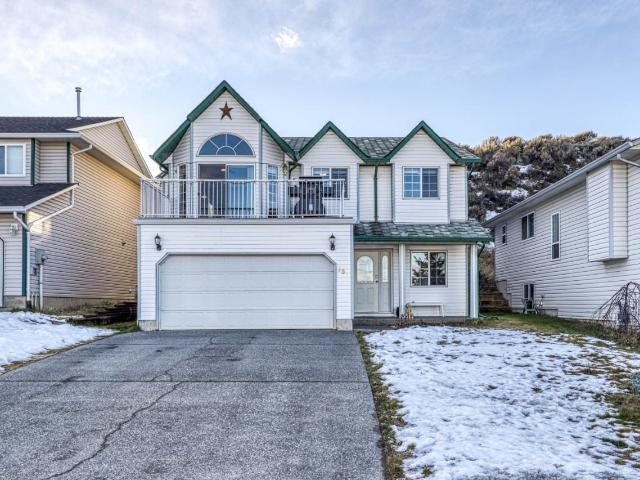 683 DUNROBIN DRIVE, Kamloops, 4 bed, 3 bath, at $525,000