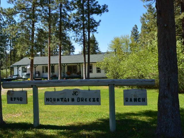 2748 SUNSHINE VALLEY ROAD, Merritt, 4 bed, 2 bath, at $829,000