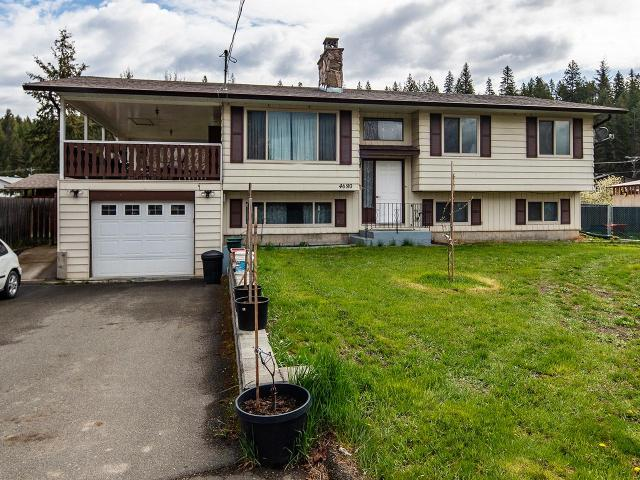 4680 SPRUCE CRES, Barriere, 4 bed, 3 bath, at $359,900