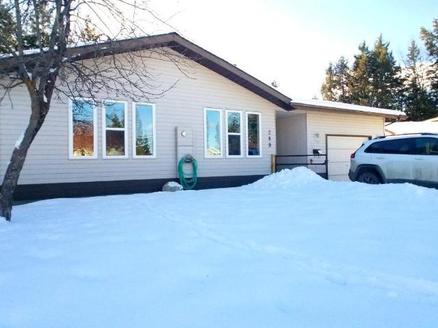 289 CHESTNUT CRT, Logan Lake, 3 bed, 2 bath, at $292,500