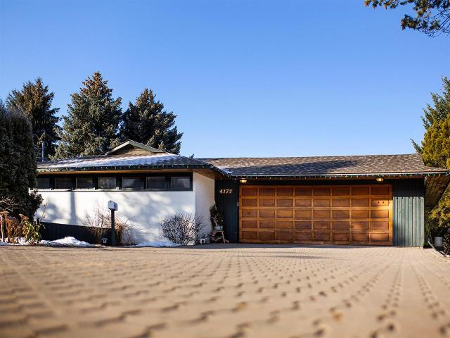 4177 CAMERON ROAD, Kamloops, 5 bed, 2 bath, at $550,000