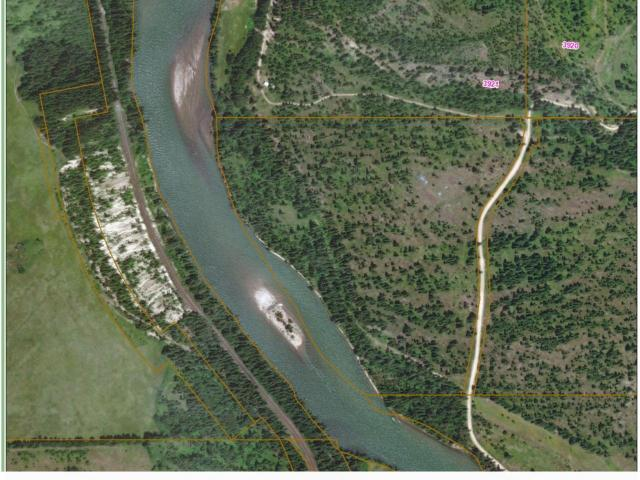 49.1 AC BIRCH ISLAND LOST CRK RD, Clearwater, at $324,900