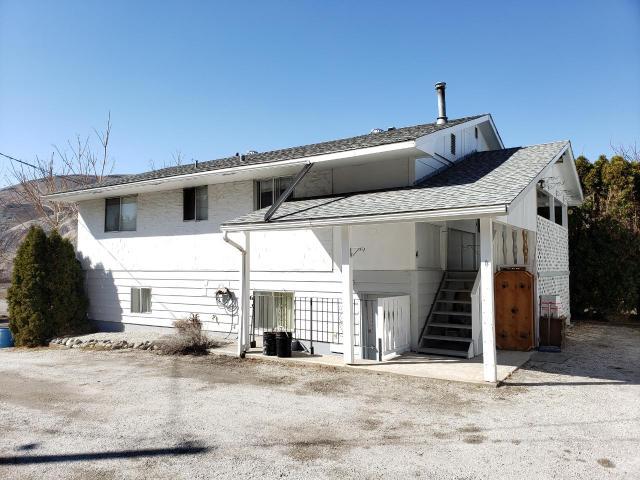 100 BARNES STREET, Ashcroft, 6 bed, 4 bath, at $499,000