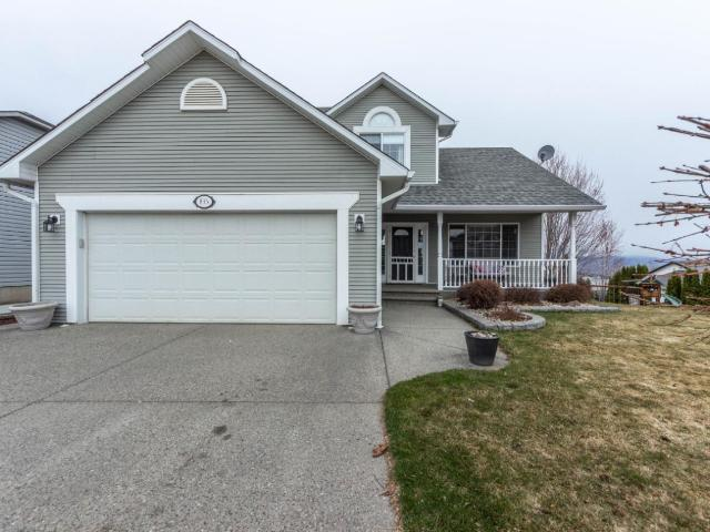 833 BRAMBLE PLACE, Kamloops, 4 bed, 4 bath, at $684,900