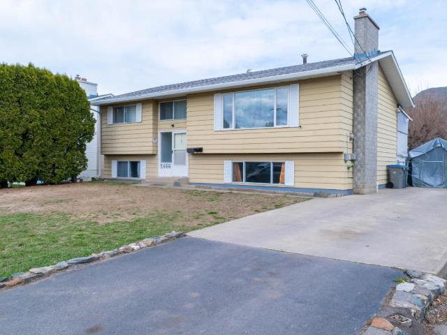 2466 PARKCREST AVE, Kamloops, 4 bed, 2 bath, at $449,000