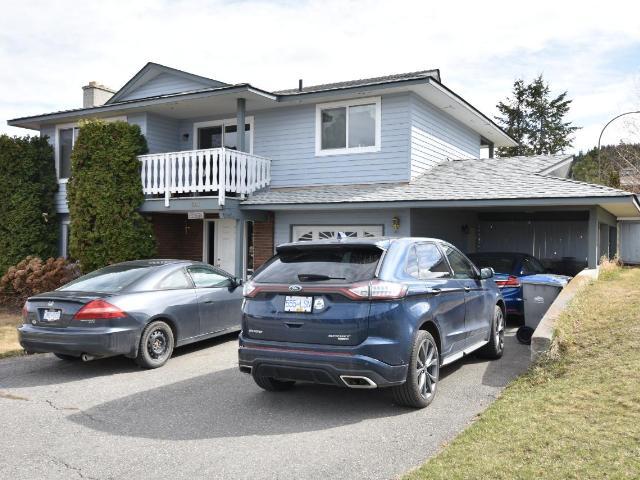 691 LAURIER DRIVE, Kamloops, 4 bed, 2 bath, at $474,000