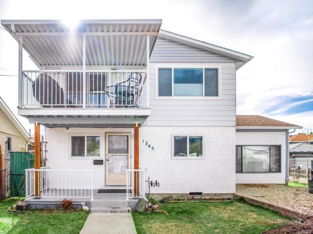 1345 HAMILTON STREET, Kamloops, 4 bed, 3 bath, at $439,900