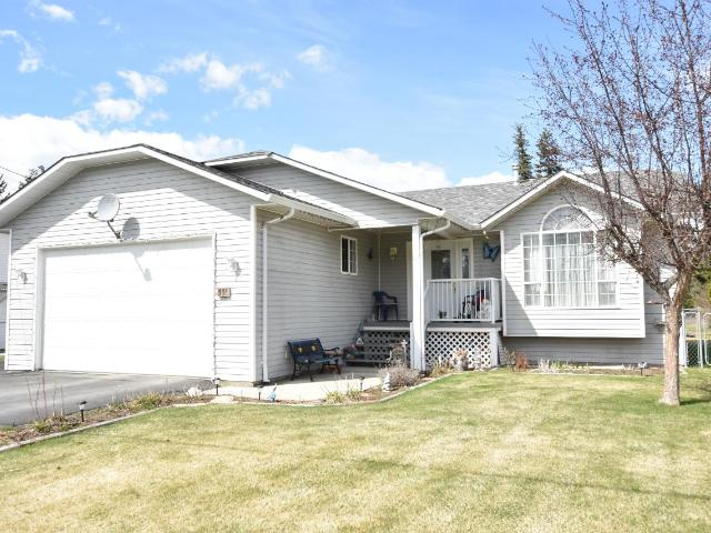 551 MCLEAN ROAD, Barriere, 4 bed, 3 bath, at $399,900