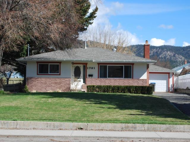 1781 QUILCHENA AVE, Merritt, 2 bed, 1 bath, at $269,900