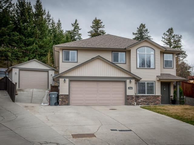 2560 WILLOWBRAE CRT, Kamloops, 5 bed, 3 bath, at $649,900