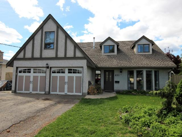 830 EVERGREEN PLACE, Kamloops, 3 bed, 3 bath, at $559,900