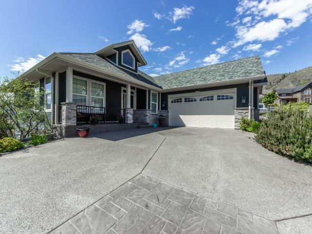 1166 CANYON RIDGE DRIVE, Kamloops, 4 bed, 3 bath, at $719,900