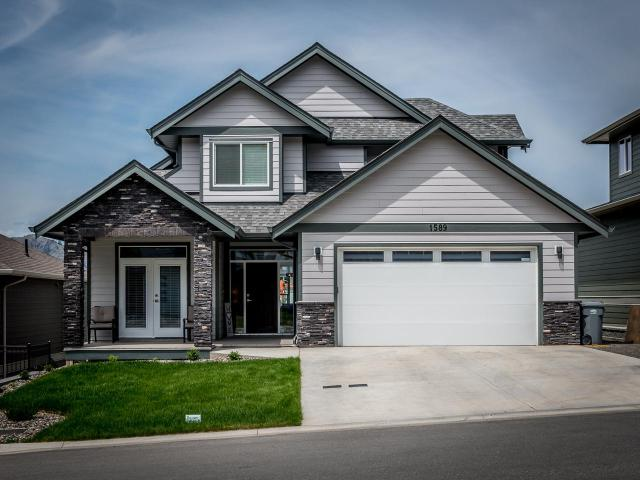 1589 EMERALD DRIVE, Kamloops, 3 bed, 3 bath, at $779,900