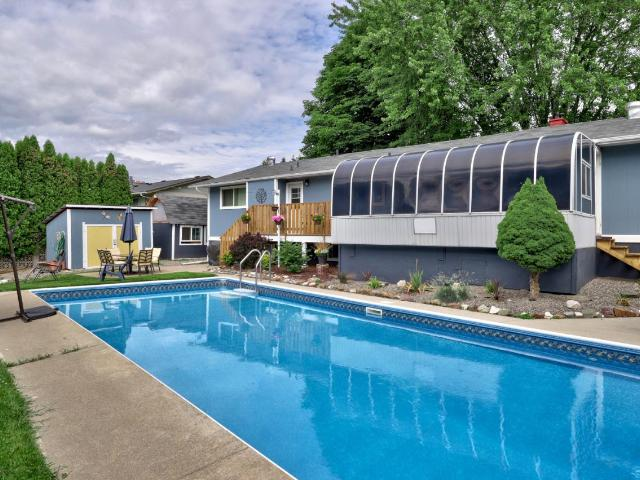 4671 SPURRAWAY ROAD, Kamloops, 5 bed, 3 bath, at $565,000