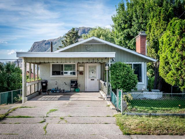 1252 DOMINION STREET, Kamloops, 5 bed, 2 bath, at $468,800