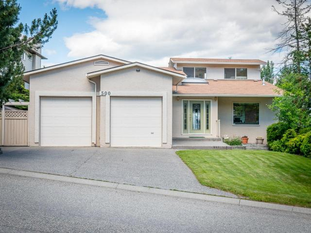 500 LAURIER DRIVE, Kamloops, 4 bed, 3 bath, at $629,900