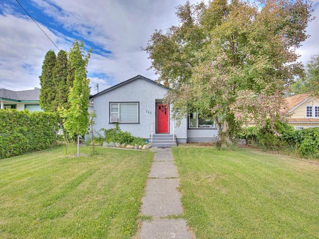 746 COLUMBIA STREET, Kamloops, 3 bed, 2 bath, at $439,900