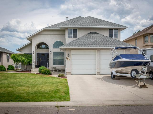 898 INVERMERE CRT, Kamloops, 5 bed, 3 bath, at $690,000