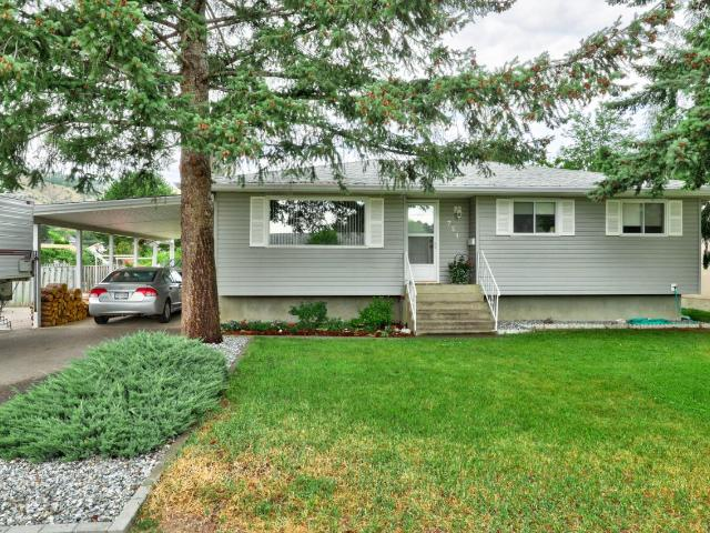 754 SICAMORE DRIVE, Kamloops, 4 bed, 1 bath, at $435,000