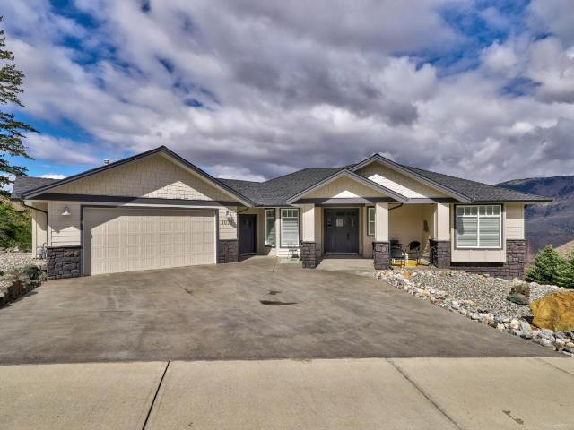 3072 KICKING HORSE DRIVE, Kamloops, 4 bed, 3 bath, at $1,075,000