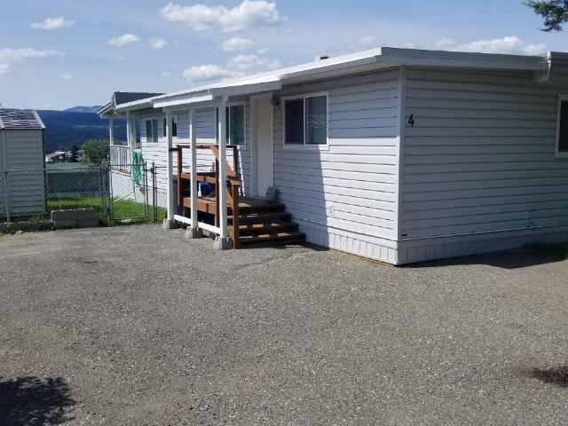 4 JASPER DRIVE, Logan Lake, 3 bed, 1 bath, at $138,000