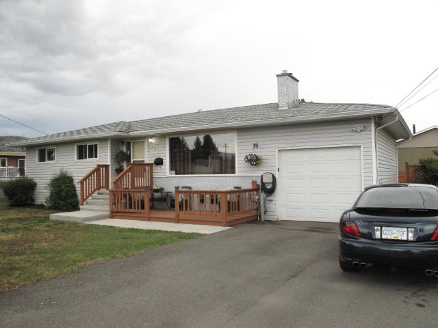 1020 CALMAR PLACE, Kamloops, 4 bed, 2 bath, at $474,900