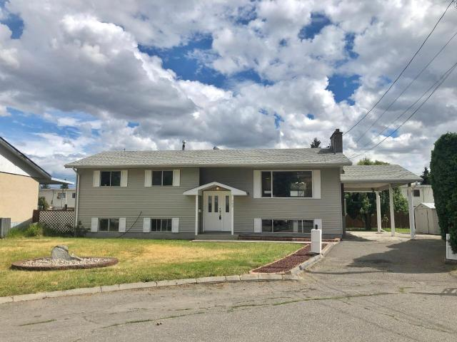 782 VENABLES PLACE, Kamloops, 4 bed, 3 bath, at $439,900