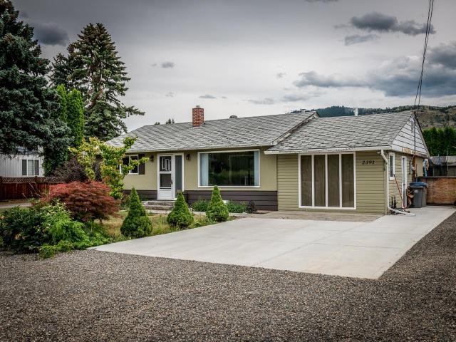 2391 TRANQUILLE ROAD, Kamloops, 3 bed, 1 bath, at $384,900