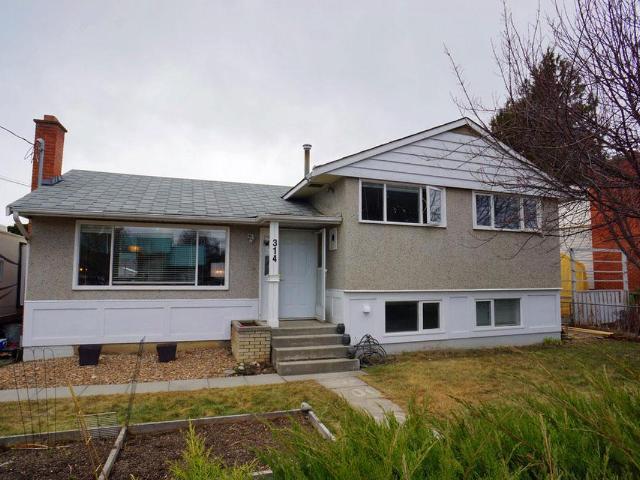 314 WALNUT AVE, Kamloops, 4 bed, 2 bath, at $399,900