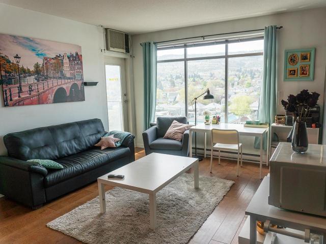 619 VICTORIA STREET, Kamloops, 1 bed, 1 bath, at $269,900