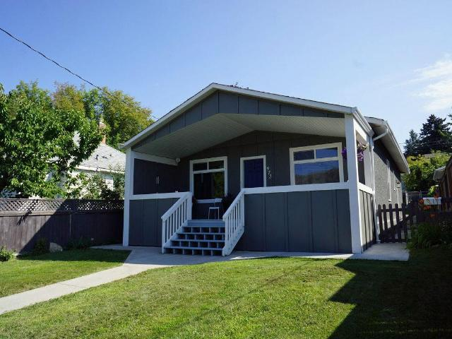 973 DOMINION STREET, Kamloops, 3 bed, 1 bath, at $414,900