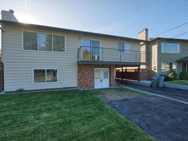 1117 BELMONT CRES, Kamloops, 4 bed, 3 bath, at $471,000
