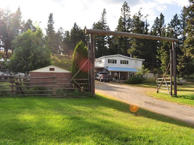 9689 MAMIT LAKE ROAD, Merritt, 4 bed, 2 bath, at $435,000