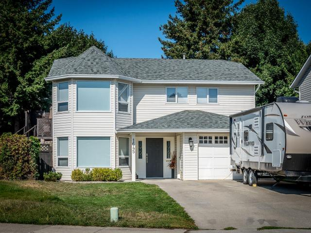 1645 HORNBY AVE, Kamloops, 4 bed, 3 bath, at $499,900