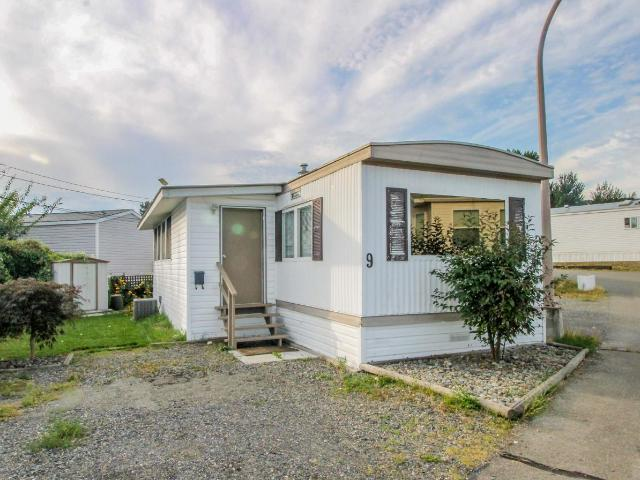 9 SATURN DRIVE, Kamloops, 2 bed, 1 bath, at $43,900