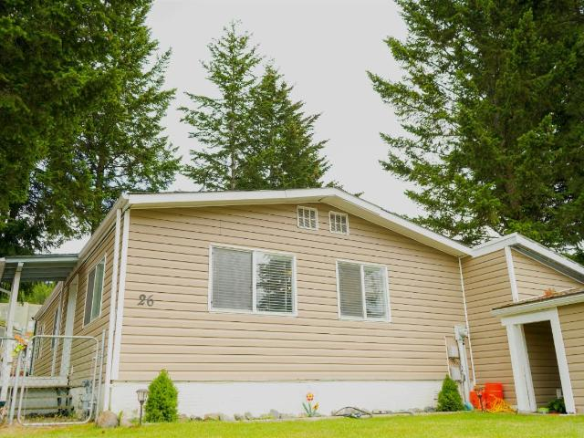 1555 HOWE ROAD, Kamloops, 2 bed, 1 bath, at $275,000