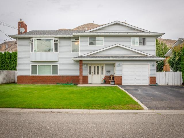 2250 BOSSERT AVE, Kamloops, 5 bed, 3 bath, at $549,500