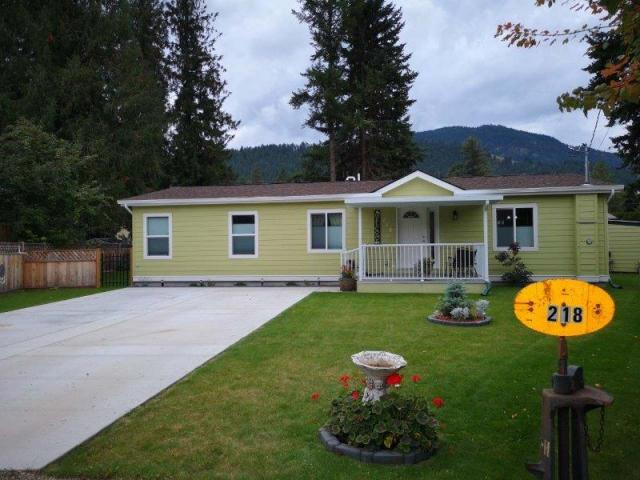 218 ASPEN DRIVE, Chase, 3 bed, 2 bath, at $409,000