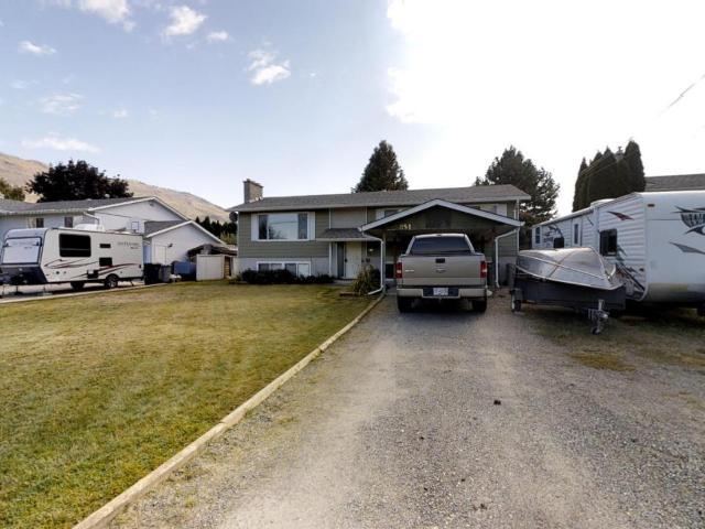 851 PUHALLO DRIVE, Kamloops, 4 bed, 2 bath, at $399,900