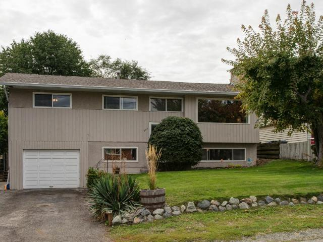 653 CLEARWATER AVE, Kamloops, 4 bed, 2 bath, at $439,900