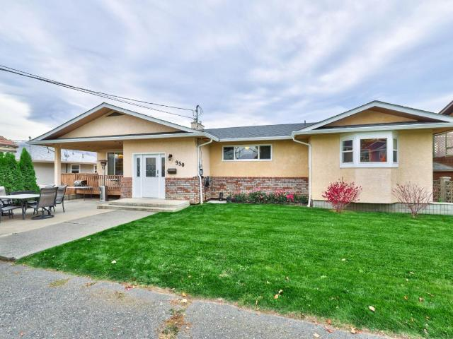 950 HOLT STREET, Kamloops, 5 bed, 3 bath, at $549,900