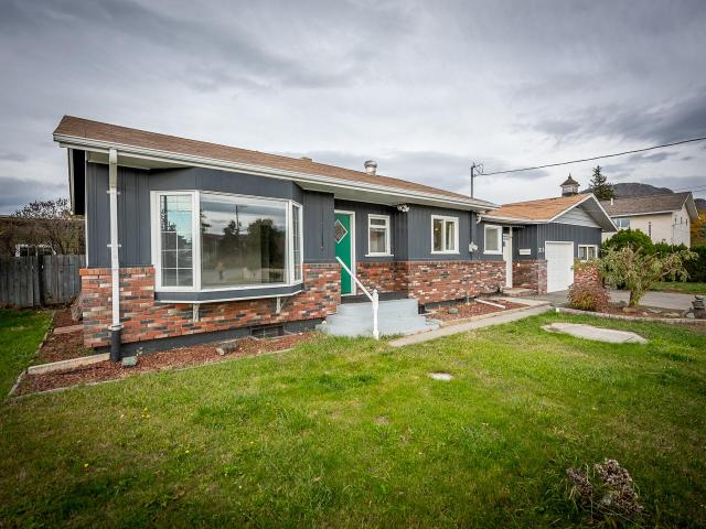 215 ALDER AVE, Kamloops, 2 bed, 1 bath, at $359,900