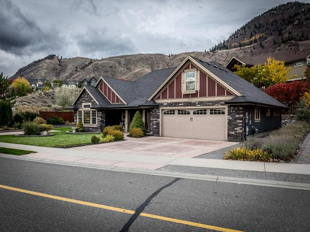 1800 CANYON RIDGE DRIVE, Kamloops, 3 bed, 2 bath, at $624,900