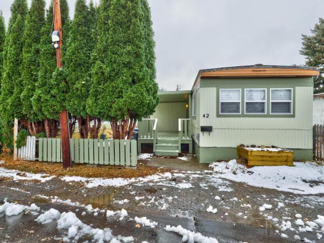 42 EDWARD STREET, Kamloops, 3 bed, 1 bath, at $79,000