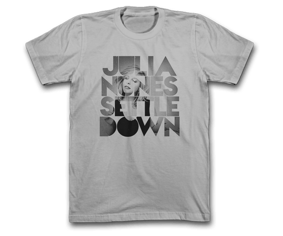 Julia Nunes - Settle Tee