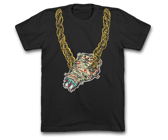 Run The Jewels - Chain Snatch Tee
