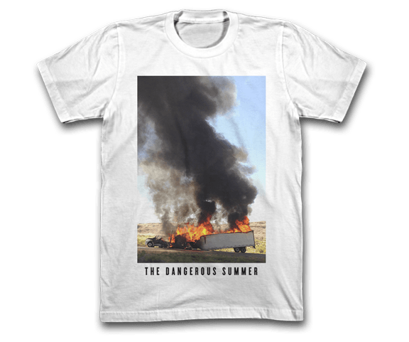The Dangerous Summer - Fire Tee