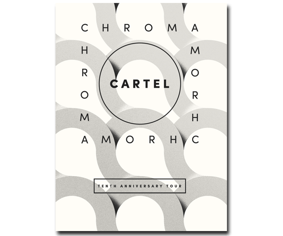 Cartel - Chroma Poster